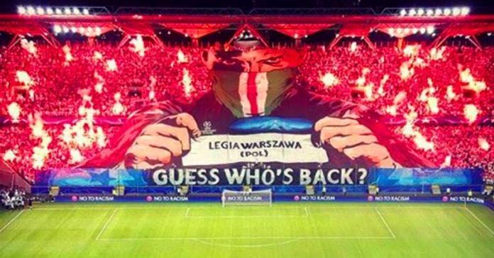Trnava v Legia Warsaw
