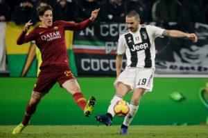 Juventus vs Roma Free Betting Tips 22.01.2020